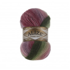 Farbe 2527 - Alize Angora Gold Batik 100g