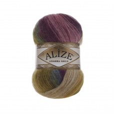 Farbe 4341 - Alize Angora Gold Batik 100g