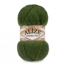 Farbe 118 grün - Alize Angora Gold Uni 100g