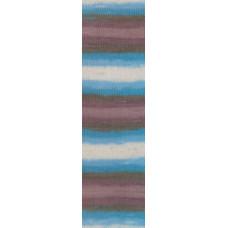 Farbe 6320 - ALIZE Baby Wool Batik 50g