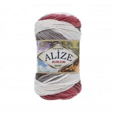 Farbe 1984 - ALIZE Burcum Batik 100g