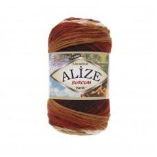 Farbe 2626 - ALIZE Burcum Batik 100g