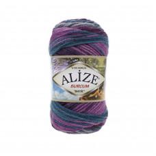 Farbe 3366 - ALIZE Burcum Batik 100g