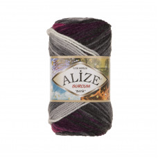 Farbe 4202 - ALIZE Burcum Batik 100g