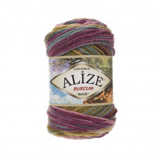 Farbe 4341 - ALIZE Burcum Batik 100g