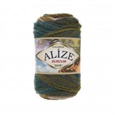 Farbe 4684 - ALIZE Burcum Batik 100g