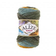 Farbe 7099 - ALIZE Burcum Batik 100g