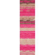 Farbe 7157 - ALIZE Burcum Batik 100g