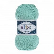 Farbe 15 sky - ALIZE Diva Plus Microfaser 100g