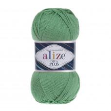 Farbe 255 grün - ALIZE Diva Plus Microfaser 100g
