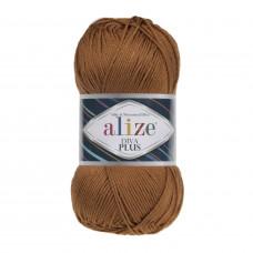 Farbe 397 coffee  - ALIZE Diva Plus Microfaser 100g
