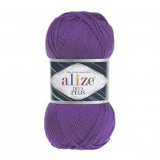 Farbe 475 lila - ALIZE Diva Plus Microfaser 100g