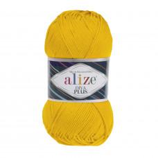 Farbe 548 gelb - ALIZE Diva Plus Microfaser 100g