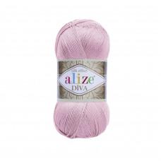 Farbe 291 rosa - ALIZE Diva Uni Microfaser 100g