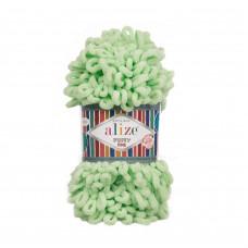 Farbe 516 grün - Alize Puffy Fine 100g