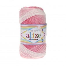 Farbe 2126 - ALIZE Sekerim Baby Batik 100g