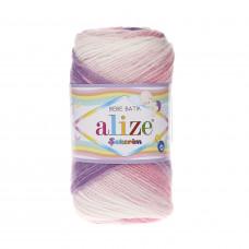 Farbe 2135 - ALIZE Sekerim Baby Batik 100g