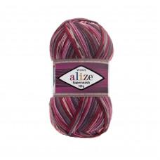 Farbe 2698 - Alize Superwash100 Sockenwolle 100g