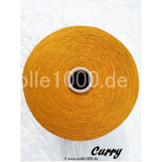 Konengarn Stärke 30/2 Nm - Farbe Curry - ca. 1300g
