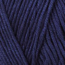 Farbe 52908 marine - Mercan Uni Microfaserwolle 100g