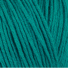 Farbe 52924 smaragd - Mercan Uni Microfaserwolle 100g