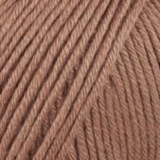 Farbe 52929 braun - Mercan Uni Microfaserwolle 100g