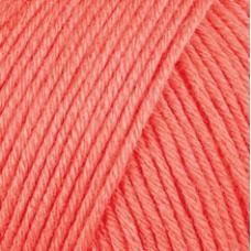Farbe 52930 lachs - Mercan Uni Microfaserwolle 100g