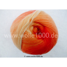 556-07 orangetöne - Papatya Angora Batik 100g