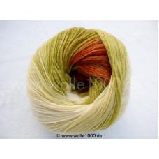 556-16 grün-braun-töne - Papatya Angora Batik 100g