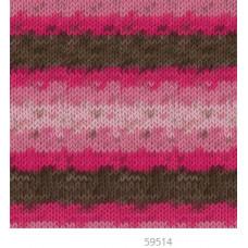 Farbe 59514 - Mercan Batik Microfaserwolle 100g