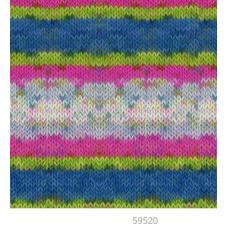 Farbe 59520 - Mercan Batik Microfaserwolle 100g