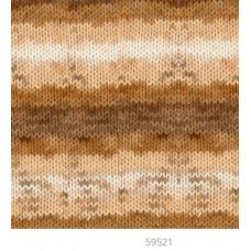 Farbe 59521 - Mercan Batik Microfaserwolle 100g