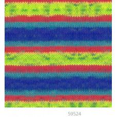 Farbe 59524 - Mercan Batik Microfaserwolle 100g