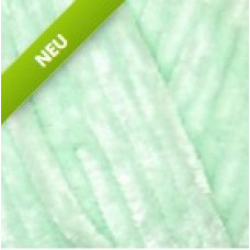 Farbe 90007 mint - Himalaya Velvet  100g - Chenille Garn