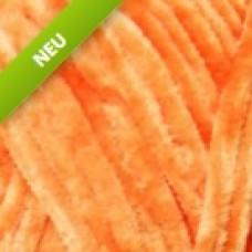 Farbe 90016 orange - Himalaya Velvet  100g - Chenille Garn