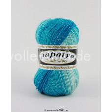 555-06 - Papatya Batik Silver - türkistöne 100g