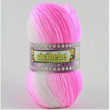 550-15 - Cicibebe - Crazy Color 100g