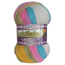 550-45 - Cicibebe - Crazy Color 100g
