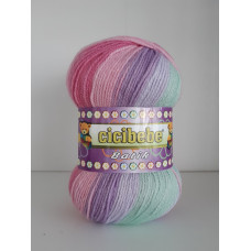 !NEU! 550-55 - Cicibebe - Crazy Color 100g