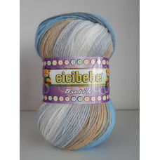!NEU! 550-71 - Cicibebe - Crazy Color 100g