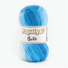 554-10 - Papatya Batik - Crazy Color 100g