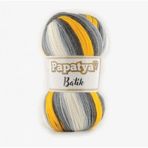 !NEU! 554-45 - Papatya Batik - Crazy Color 100g