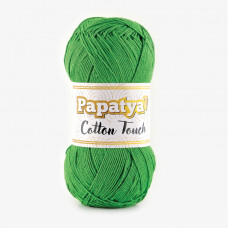 Farbe 0770 dunkelgrün - Papatya Cotton Touch - 100g