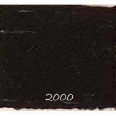 Farbe 2000 schwarz - Papatya Love - 100g